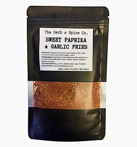 Sweet Paprika & Garlic Fries Seasoning 75g