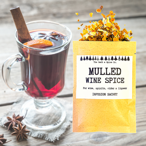 Mulled Wine Spice Mix Sachet