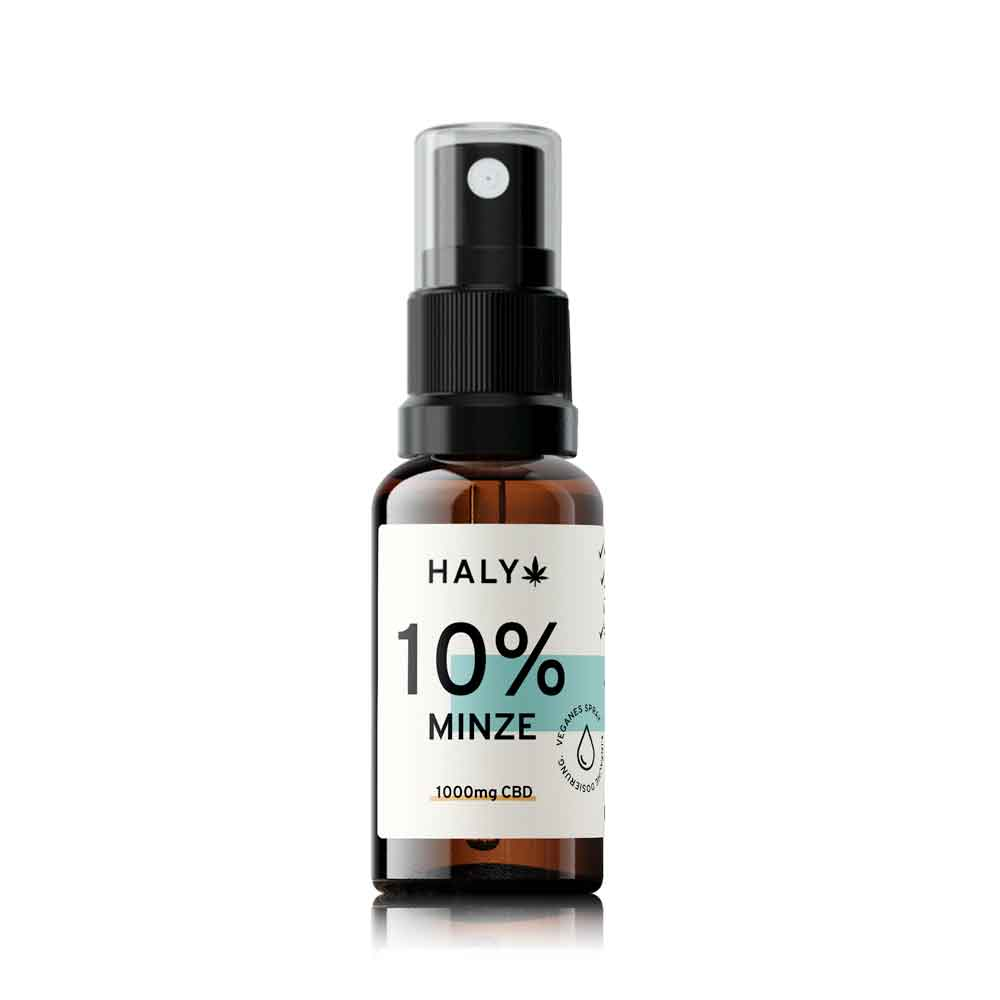 CBD SPRAY MINZE 10%