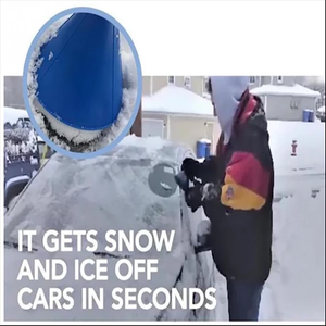 Anti-seasonal promotion-Magical Car Ice Scraper