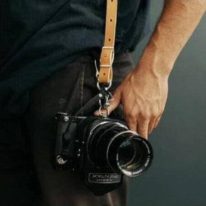 [50% Off]Leather Camera Strap
