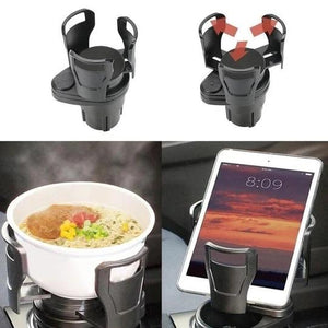 [Christmas Sale] Multifunctional Vehicle-mounted Water Cup Drink Holder
