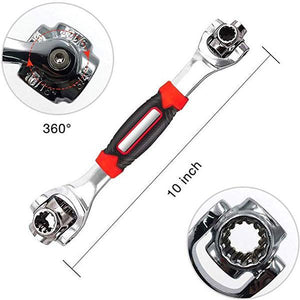 48-in-1 Multifunctional Socket Wrench