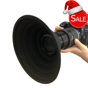The Ultimate Lens Hood [50% Off]