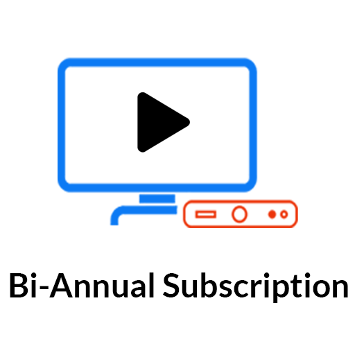 Bi Annual Subscription (No Adults)