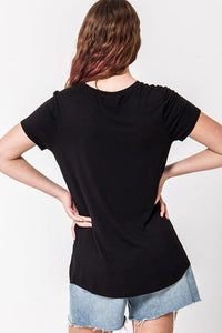 Avery Short Sleeve Tee - Sublime Clothing Boutique