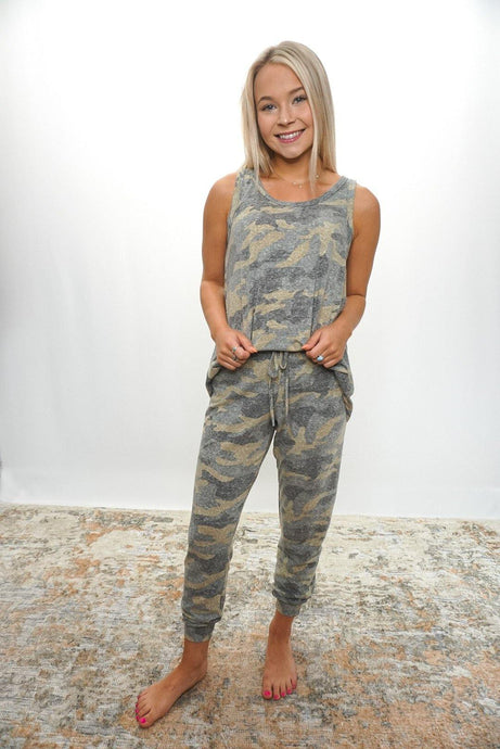 Casey Camo Set - Sublime Clothing Boutique