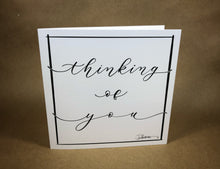 Load image into Gallery viewer, Pamela Anderson White Cursive Greeting Cards - Sublime Clothing Boutique