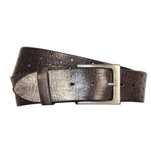 Load image into Gallery viewer, Embrazio Perforata Curved Belt - Sublime Clothing Boutique