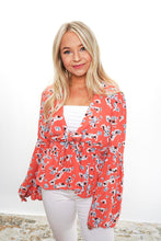 Load image into Gallery viewer, Blue Skies Blouse - Sublime Clothing Boutique