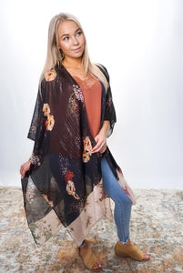 Ashlyn Kimono - Sublime Clothing Boutique