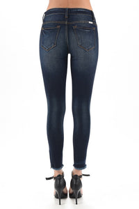 Dax Zipper Denim