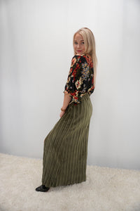 Karlie Midi Skirt - Sublime Clothing Boutique
