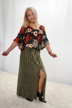 Load image into Gallery viewer, Karlie Midi Skirt - Sublime Clothing Boutique