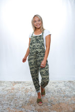 Load image into Gallery viewer, Lenny Camo Overall - Sublime Clothing Boutique