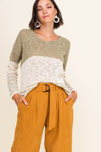 Leah Pullover - Sublime Clothing Boutique