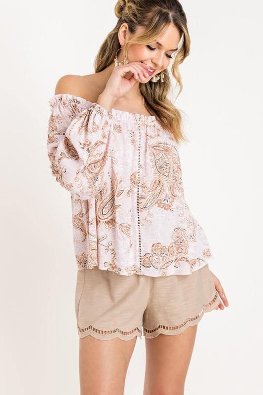Amarah Blouse - Sublime Clothing Boutique