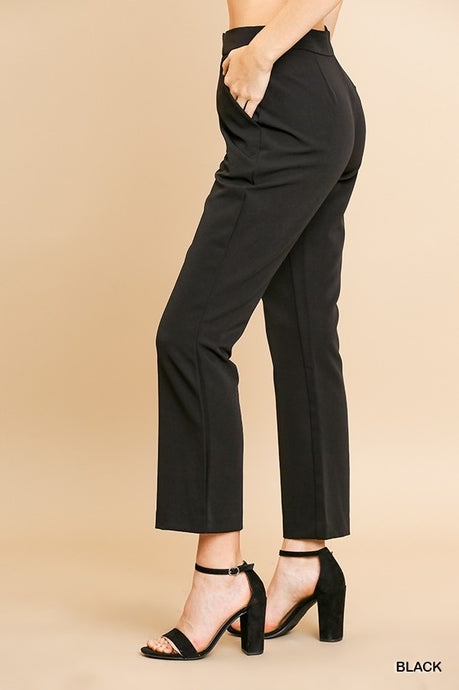 Huxley Flared Trouser - Sublime Clothing Boutique
