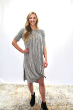Load image into Gallery viewer, Skylee Stripe Dress