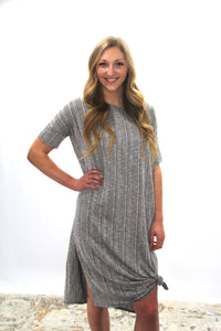 Skylee Stripe Dress