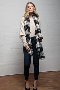 Mad For Plaid Scarf - Sublime Clothing Boutique