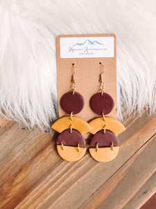 Alter Ego Clay Earring