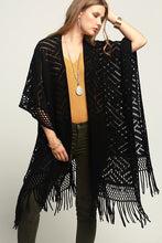 Load image into Gallery viewer, Kelsie Knit Kimono