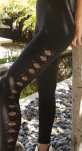 Load image into Gallery viewer, Samantha Pointelle Legging - Sublime Clothing Boutique