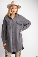 Load image into Gallery viewer, Hailey Denim Shirt Dress - Sublime Clothing Boutique