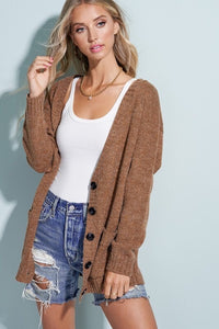 Oliver Button Cardigan - Sublime Clothing Boutique