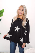 Load image into Gallery viewer, Super Star Sweater - Sublime Clothing Boutique