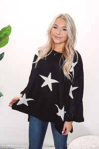 Super Star Sweater - Sublime Clothing Boutique