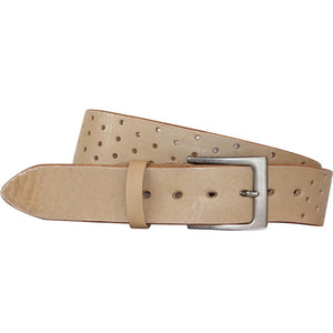 Embrazio Perforata Curved Belt
