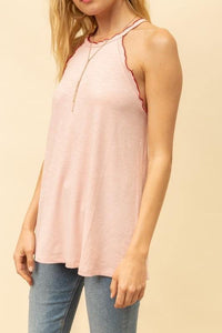 Heidi Hi Lo Tank - Sublime Clothing Boutique