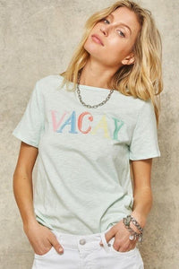 Vacay Tee - Sublime Clothing Boutique