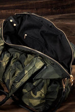 Load image into Gallery viewer, Camo Puffer Tote - Sublime Clothing Boutique