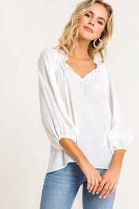 Beach Babe Blouse - Sublime Clothing Boutique