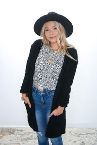 Cozy Kisses Cardigan - Sublime Clothing Boutique