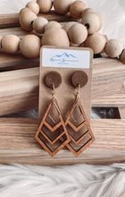 Load image into Gallery viewer, Mix It Up Clay Earrings