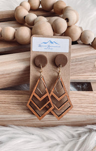 Mix It Up Clay Earrings