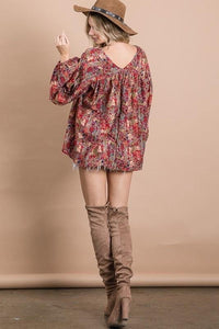 Monroe Blouse - Sublime Clothing Boutique