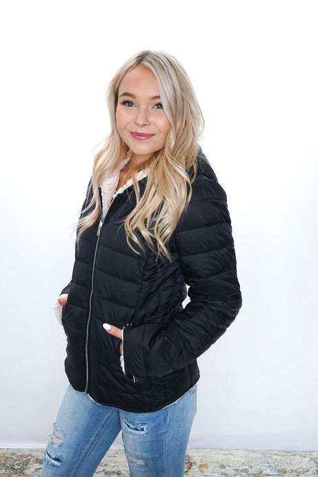 Weekender Puffer Coat - Sublime Clothing Boutique