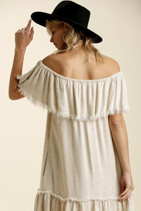 Nevada Fringe Dress