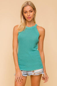 Sunny Dreams Sweater Tank - Sublime Clothing Boutique