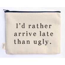 Load image into Gallery viewer, Sassy & Comical Zipper Pouch