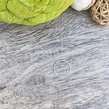 Load image into Gallery viewer, Circle Karma Necklace