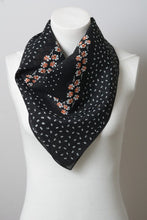 Load image into Gallery viewer, Dark Floral Bandana