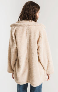 Sherpa Teddy Bear Coat - Sublime Clothing Boutique