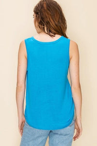 Madelynn Tank - Sublime Clothing Boutique