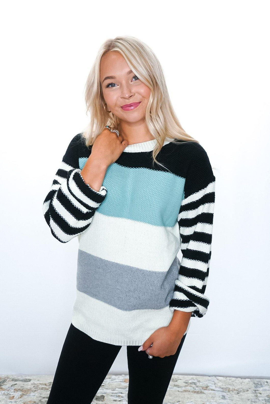 Belen Sweater - Sublime Clothing Boutique